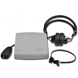 AUDIOMETRO DIAGNOSTICO PICCOLO PLUS - aerea + ossea + mascheramento