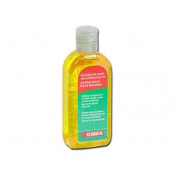 GEL ANTIBATTERICO - 85 ml - giallo limone