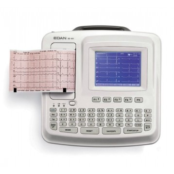 Elettrocardiografo 3/6 Canali Interpretativo - Display 5,7""