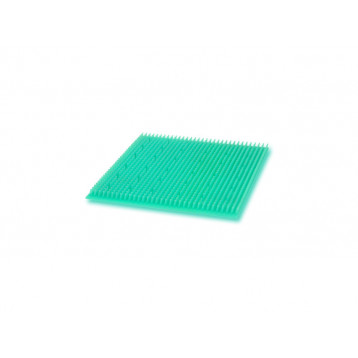 TAPPETINO IN SILICONE 220 x 230 mm - perforato
