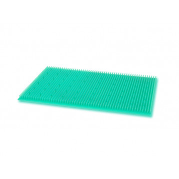 TAPPETINO IN SILICONE 380 x 230 mm - perforato