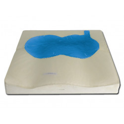 CUSCINO ANTIDECUBITO GEL AIR 2D - 41 x 41 x 7.5 cm