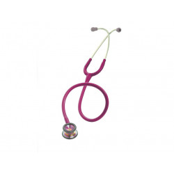 Littmann® Classic II Infant - 2157 - lampone - finiture arcobaleno