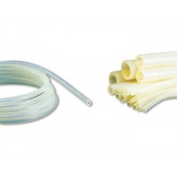 TUBO SILICONE - d: 1.5 mm - 6 x 9 mm