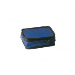 MINI DIABETIC BAG vuoto - nylon blu