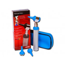 OTOSCOPIO PARKER COLOR - blu