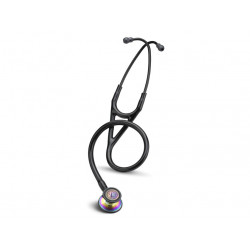 "LITTMANN'' ""CARDIOLOGY III S.E."" - 3152 - black - rainbow finish"